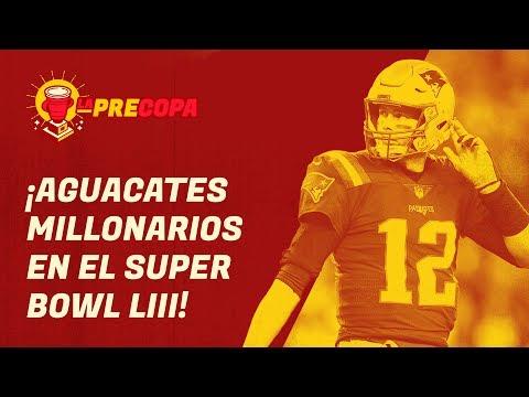Super Bowl LIII, el más grande | La Precopa S2 Ep. 2