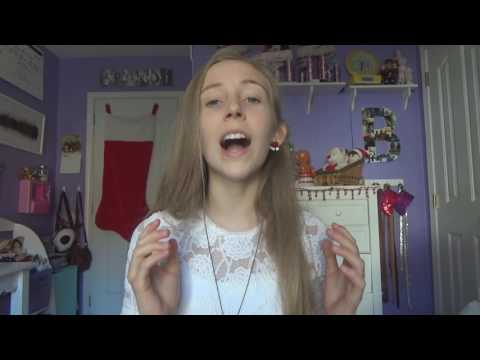 Christmas Shoes - NewSong (Cover by Brandi Alden)