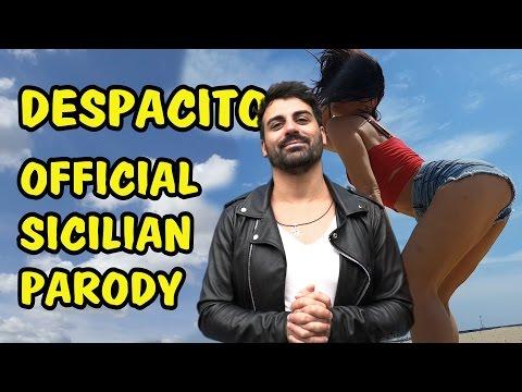 "DESPACITO  ""SCIAMUNITU"" OFFICIAL SICILIAN PARODY"