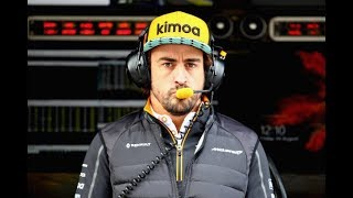 Fernando Alonso Driver Formula 1 One Grand Prix GP Full Car Race Live News Highlights