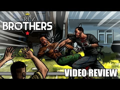Review: Cruz Brothers (PlayStation 4 & Steam) - Defunct Games