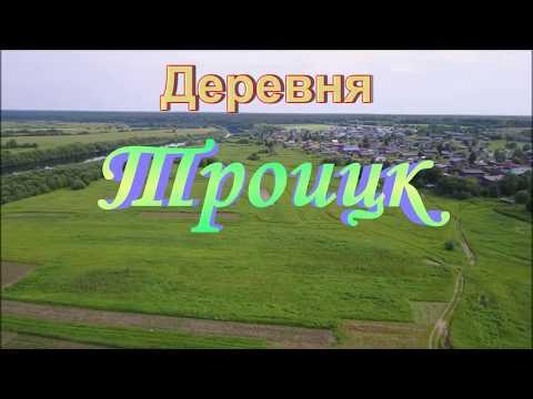 Деревня Троицк в Корткеросском районе Республики Коми