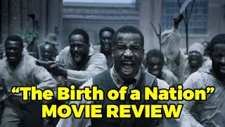 Stuff for Movie Buffs Podcast: The Birth of a Nation Movie Review (Episode 42)