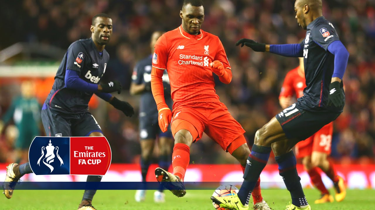 Liverpool 0-0 West Ham - Emirates FA Cup 2015/16 (R4) | Goals & Highlights