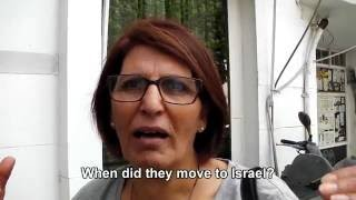 Israelis: Was your family here before 1948?