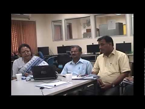 Web Interaction Meeting of IGNOU Registrar SED & SRD with Students on May 31, 2012