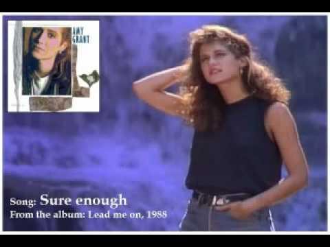 Amy Grant - Sure enough (Album - Lead me on 1988).MP4