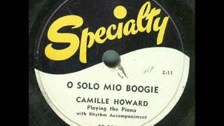 Camille Howard - Excite Me Daddy / I'm So Confused