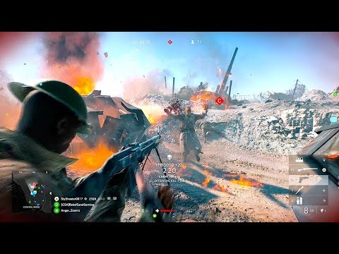 Sly Gameplay - Battlefield 5 - Funny Moments & Epic Multiplayer Gameplay