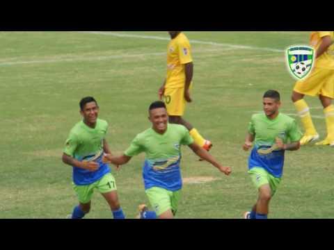 ATLETICO GUANARE 3 - 0 ATL. EL VIGIA  FC