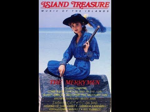 The Merrymen - Island Treasure - Full music cassette