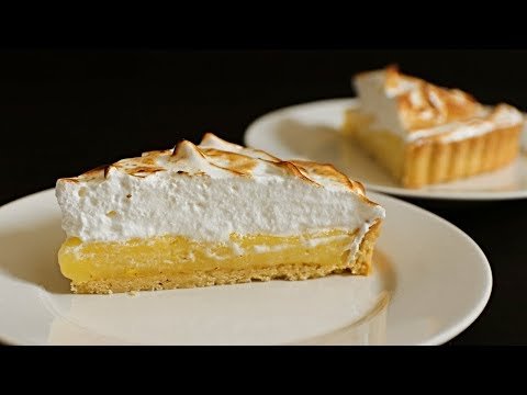 Easy gluten free lemon meringue pie recipe