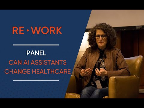 Are Virtual Assistants Ready to take on Healthcare Challenges? RE•WORK Virtual Assistant Summit