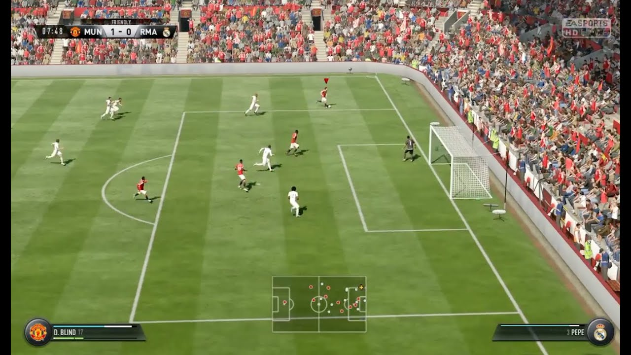 Image result for fifa 17 pc gameplay