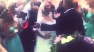 Дмитрий Песков и Татьяна Навка празднуют свадьбу