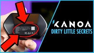 KANOA - Dirty Little Secrets - FINAL UPDATE!