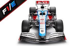Williams F1 2020 Car Launch!!!!