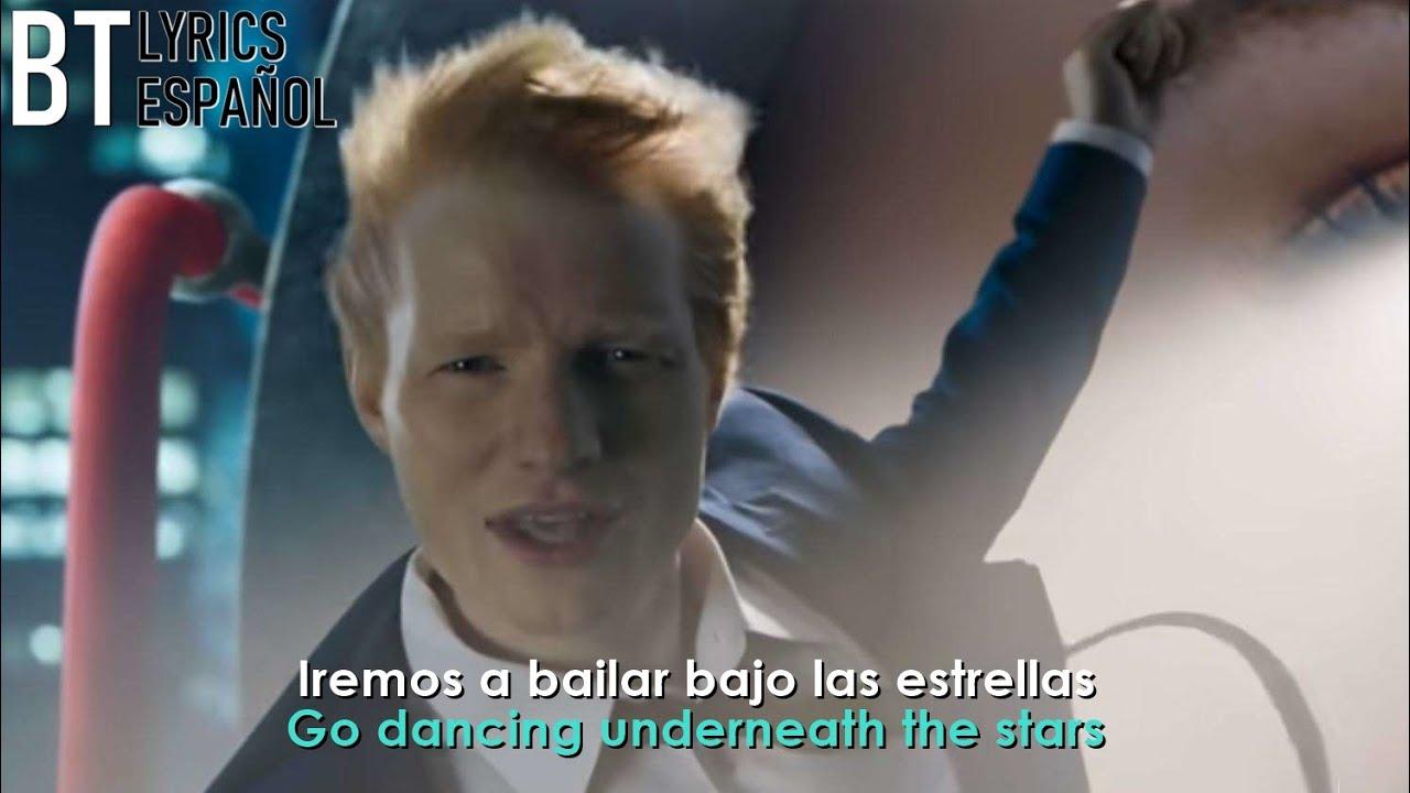 Download Ed Sheeran - Shivers (Lyrics + Español) Video Official   4K
