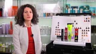 видео Палитра цветов краски для волос Лореаль majirel prodigy
