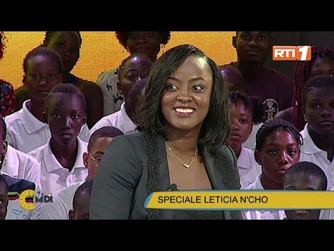 C'Midi Spéciale Leticia N'CHO du 09 Mars 2018 par Caroline DASYLVA