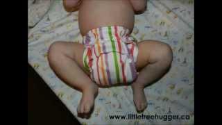 Newborn Cloth Diaper Fashion Show #2 Thumbnail