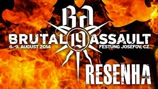 Metal Trip - #012 Brutal Assault 2014