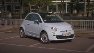 Essai auto Fiat 500