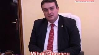 Prefectul Mihai Oprescu,  face urări pentru toți argeșenii