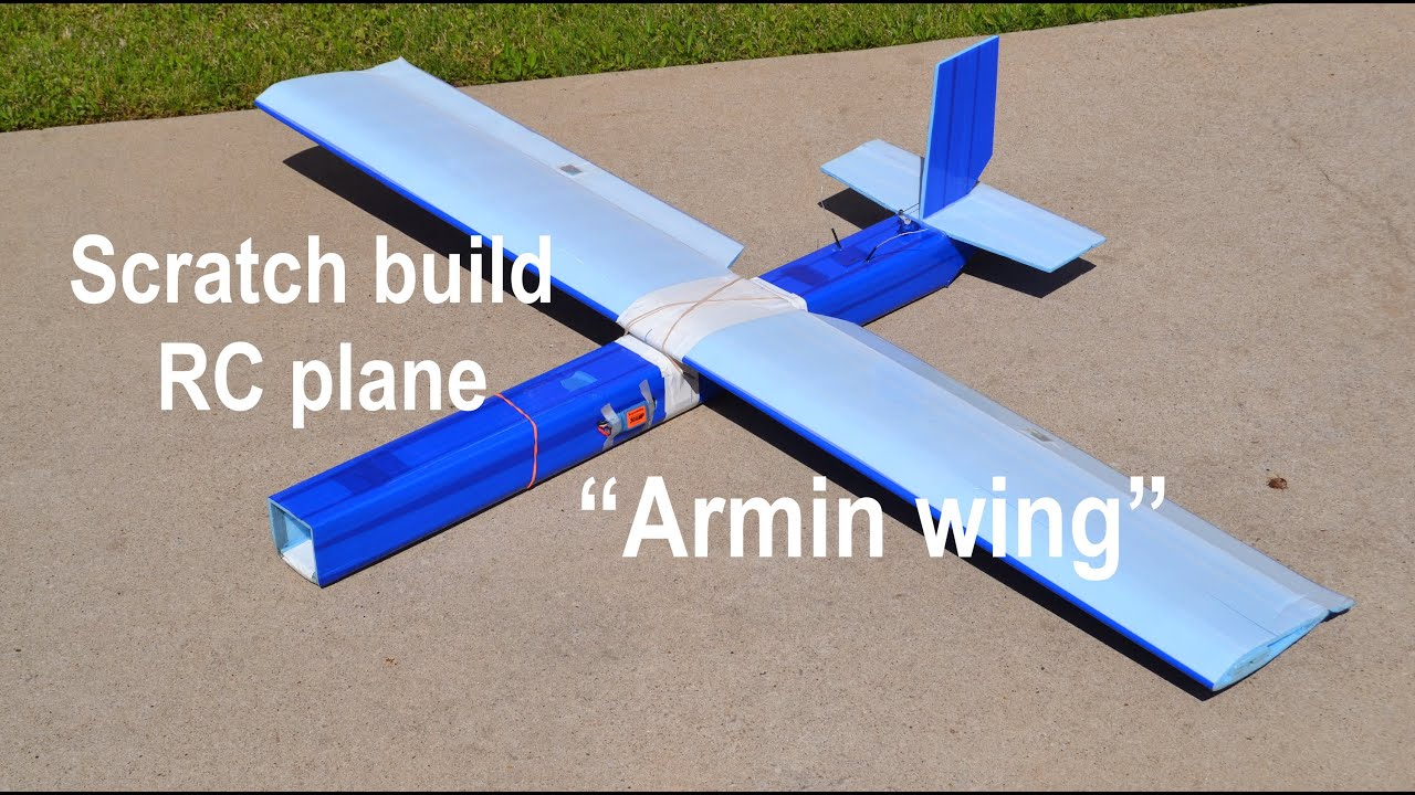 Best Wing Design For Rc Plane