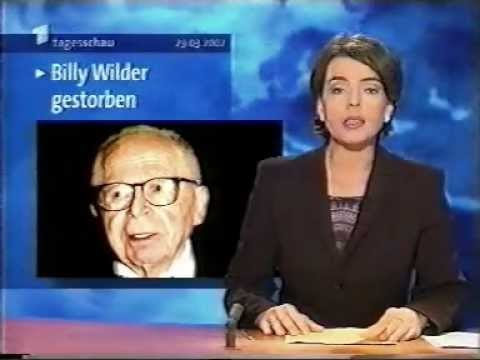 Billy Wilder verstorben 2002