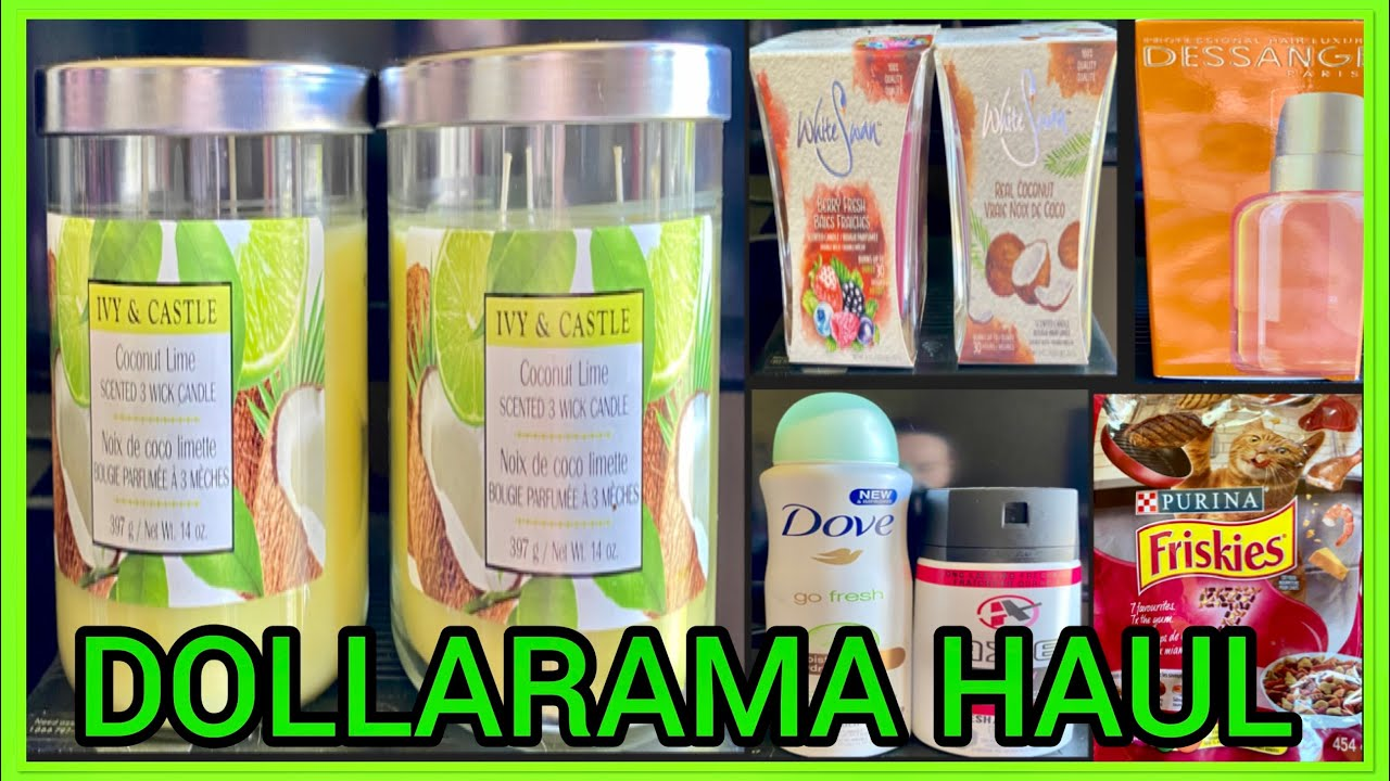 💚DOLLARAMA HAUL💚| ALL NEW FINDS | MUST SEE | JUNE 13 2020