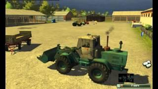 Скачать бесплатно Мод фронтального погрузчика Т156 для игры  Farming Simulator 2013 геймфан.рф