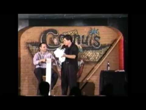 ERICK OLSON - Comedian Magician video - YouTube