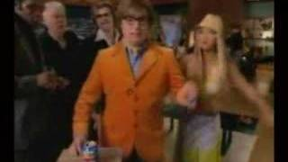 Pepsi Twist Commercial With Britney Spears & Austin Powers Thumbnail