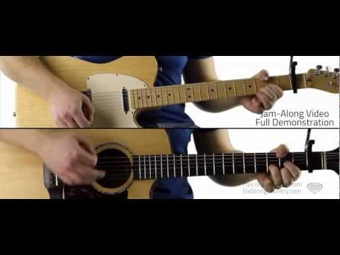Tip It On Back Dierks Bentley Guitar Lesson and Tutorial