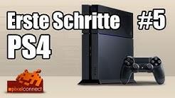 Erste Schritte #5 Streaming, Bezahlen im PSN, PS+ Playstation 4 // PS4 [de]