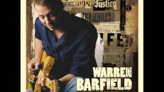 Watch Warren Barfield You Inspire Me video