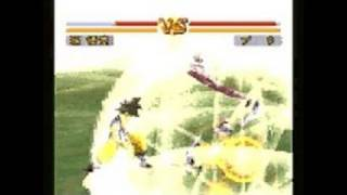 Dragon Ball GT Final Bout PlayStation Gameplay - Dragon