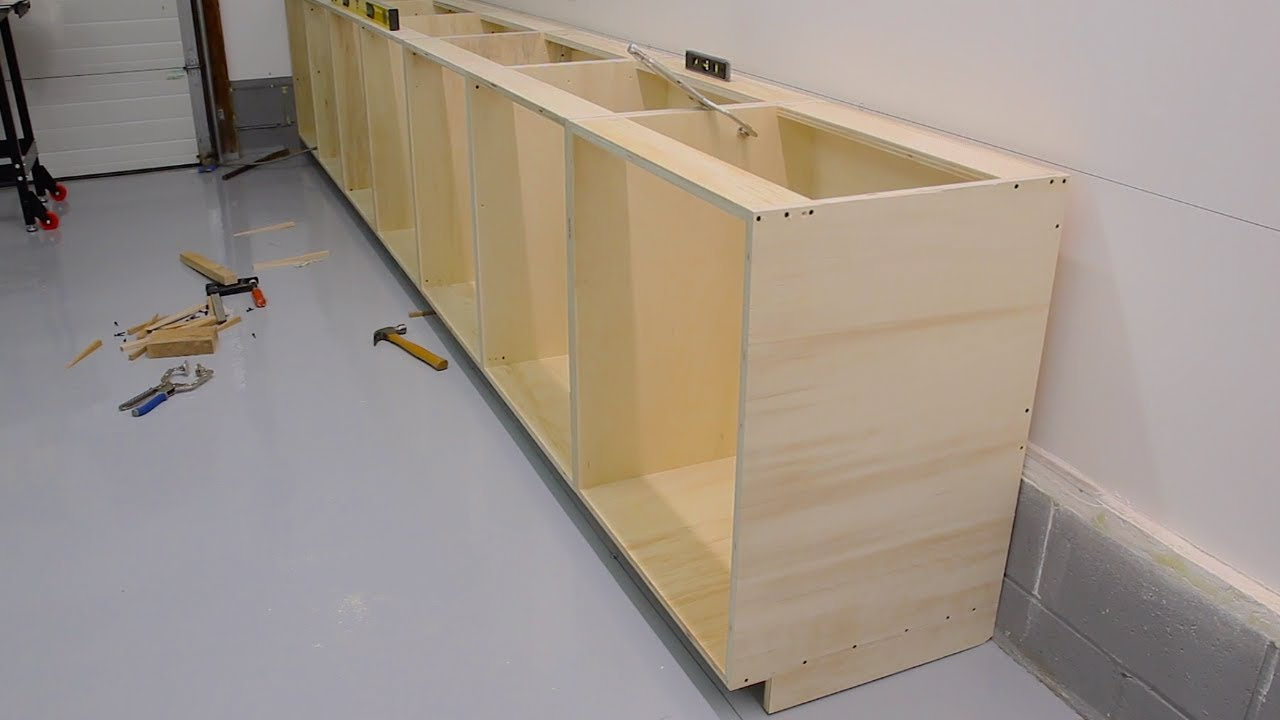 How To Build A Cabinet Box You