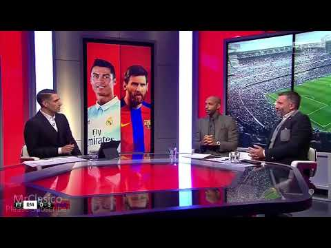 Post Match Analysis of Real Madrid vs Barcelona 0 3 23rd of December, 2017