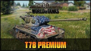 T78 - Premium - World of Tanks - Live [ deutsch