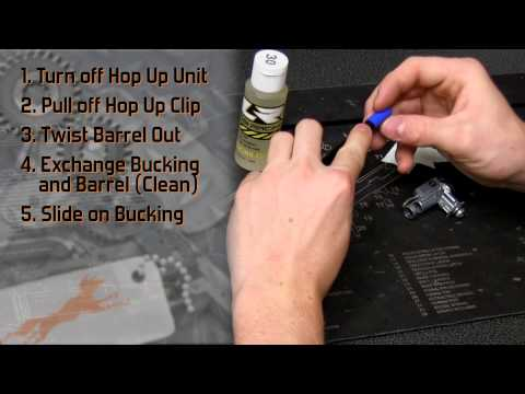 How to Install Hop-Up and Barrel Components | Tech Talk | Fox Airsoft
