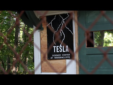 YvW Episode 39 Nikola Tesla & the breach at Wardenclyffe