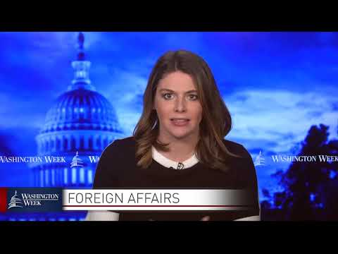 Biden announces Afghanistan withdrawal, Russia sanctions | Washington Week | PBS