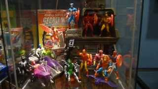 Vintage Toy Collection - Star Wars, Batman, Spider-Man, Star Trek, Masters of the Universe,