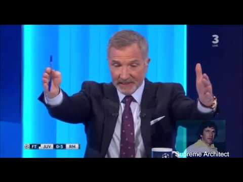 Juventus 0-3 Real Madrid Post Match Analysis Souness, Kilbane