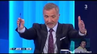 Juventus 0-3 Real Madrid Post Match Analysis Souness, Kilbane