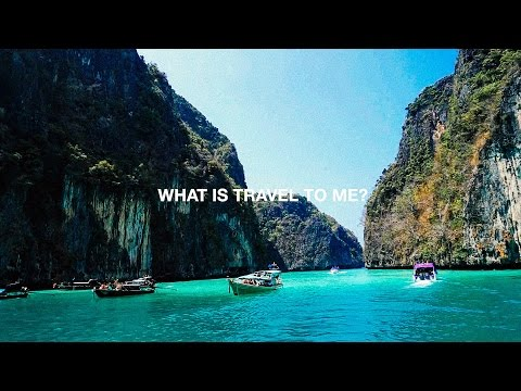 What Is Travel To Me? | Cameron Phillips
