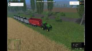 Episode 14: Tutorial How To Make a Road Train Farming Simulator 2015