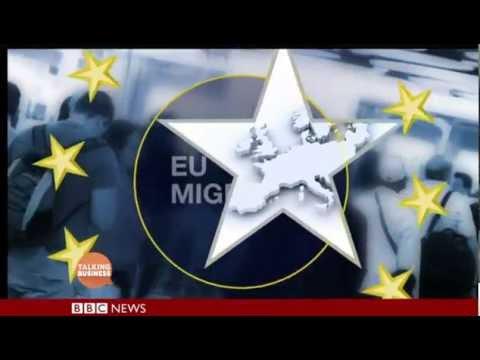 Professor Christian Dustmann on BBC News Talking Business 01.10.2016